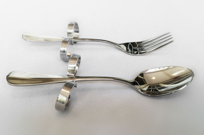 Fork & Spoon - Small