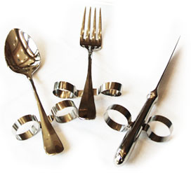 Adaptive Silverware from Dining With Dignity