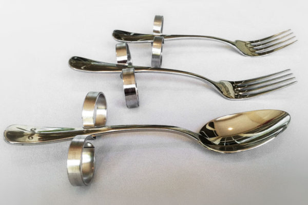 Spoon & Fork & Extra Fork