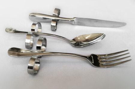 Fork & Spoon & Knife