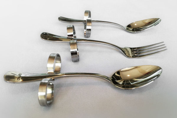Spoon & Fork & Extra Spoon