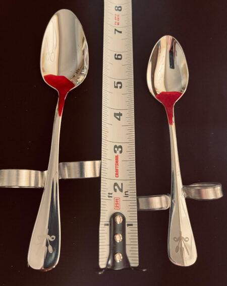 Adaptive Spoon - Regular Size Vs. Petite Size