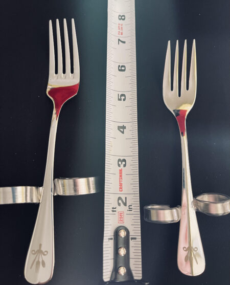 Adaptive Fork - Regular Size Vs. Petite Size